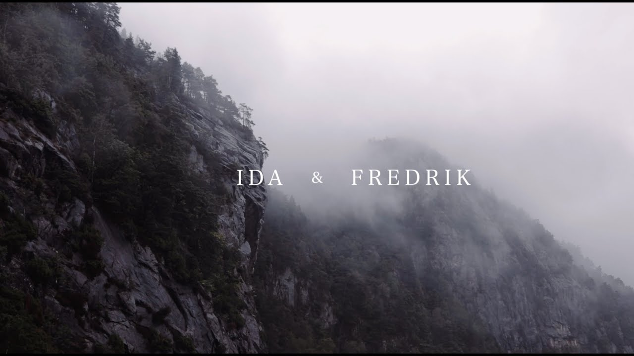 Wedding in Norway - Ida & Fredrik