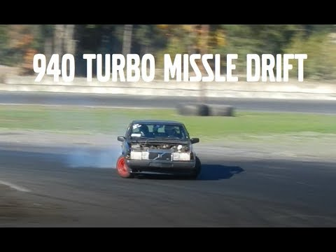KILLING IT IN THE 940 TURBO MISSLE CAR !