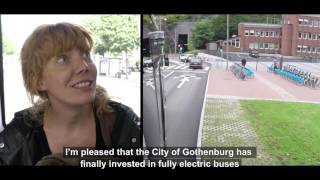 ElectriCity and bus route 55