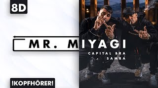 8D AUDIO | Capital Bra & Samra - Mr. Miyagi