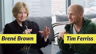 Brené Brown — Striving versus Self-Acceptance, Saving Marriages, and More | The Tim Ferriss Show