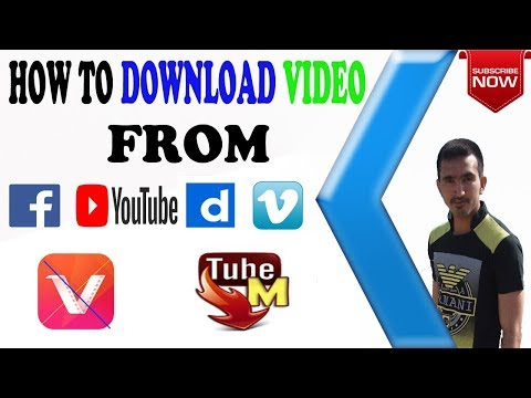 How To Download Video From Youtube Facebook Vimeo Dailymotion ?