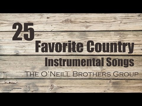 25 Favorite Country Instrumental Songs - YouTube