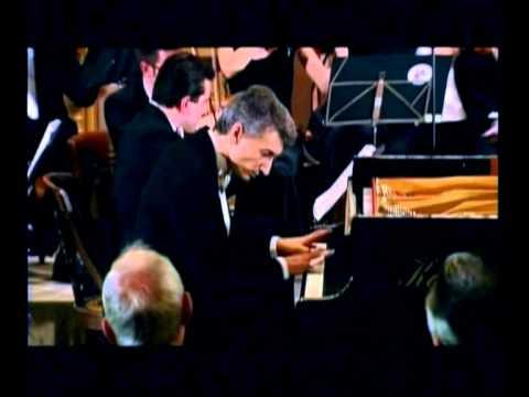 Falossi fantasia sulla gazza ladra di Rossini per piano e orchestra direttore Benaglia