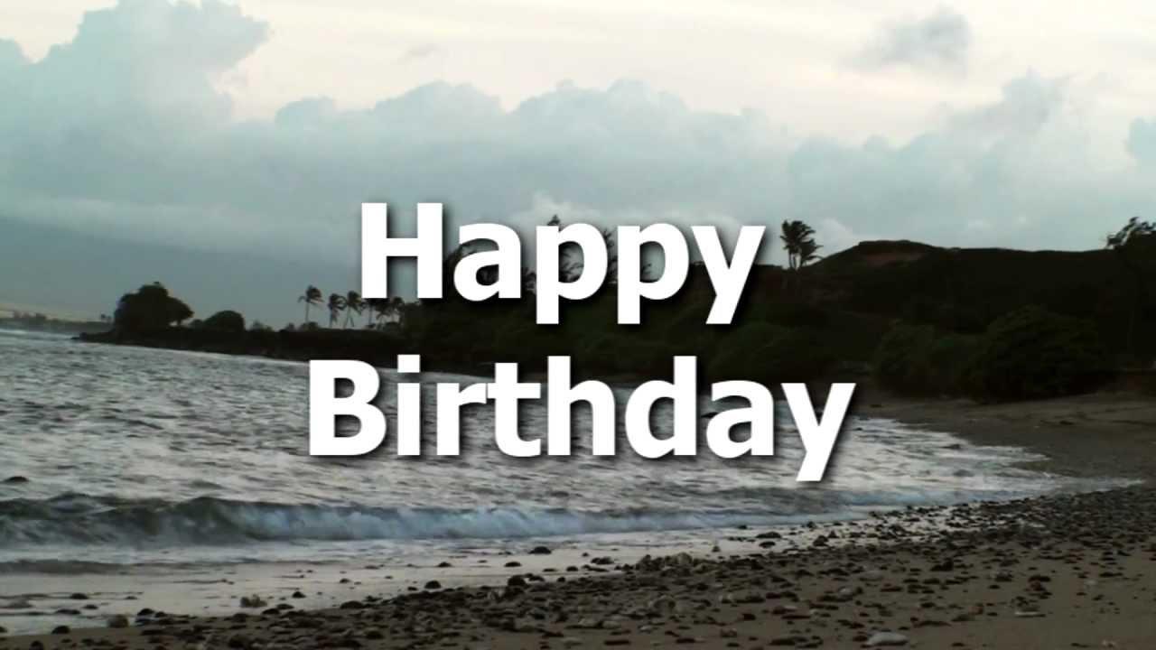 Happy Birthday Youtube Greetings YT Greetings Free Ecards – Youtube Happy Birthday Greetings