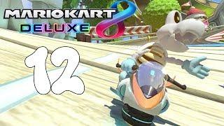 Mario Kart 8 Deluxe! Capitulo 12!
