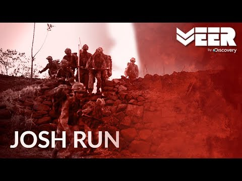 Josh Run - Life at National Defence Academy | Making of a Soldier | Veer by Discovery