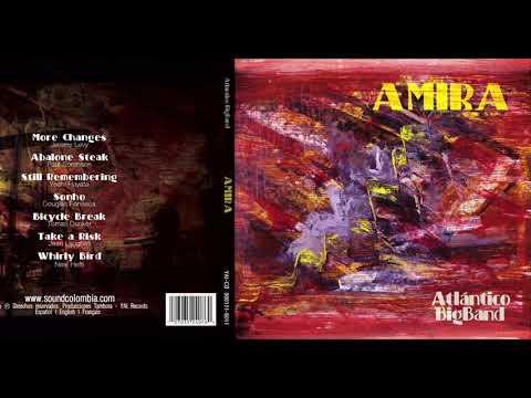 CD AMIRA, Whirly Bird (Neil Hefti), Atlántico Big Band, Dirige Guillermo Carbó
