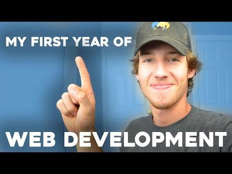 1 Year Of Web Development