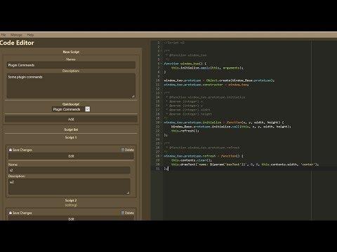 Lets make a plugin together! - MVDesigner Tutorial Live