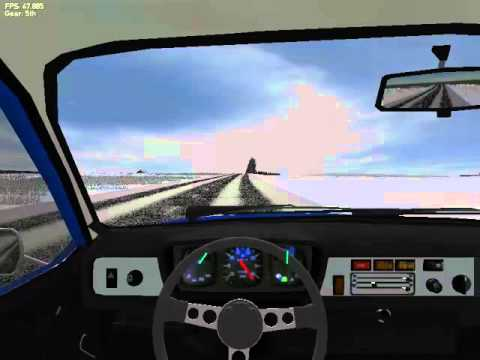 racer free car simulator dacia 1310 blueshift youtube. Black Bedroom Furniture Sets. Home Design Ideas