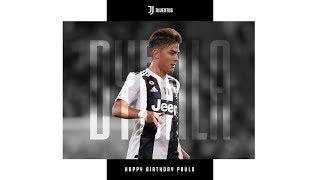 Happy birthday, Paulo Dybala!