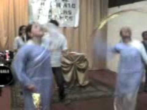 alabanza danza profetica jtan