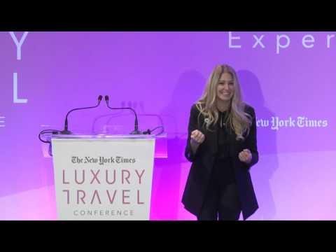 2) NYT Luxury Travel Conference 2016 - Opening Keynote