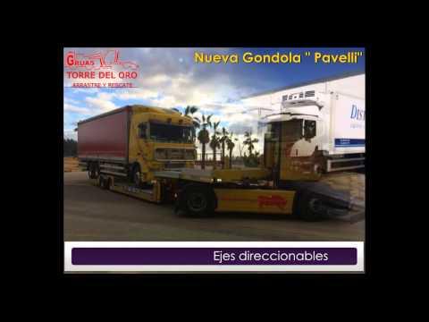Presentacion Gondola Pavelli