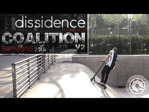 Dissidence Coalition V2 : Maxime Legrand, Ivan Jimenez, Pol Roman, Erik Avila, Antoine Gossuin