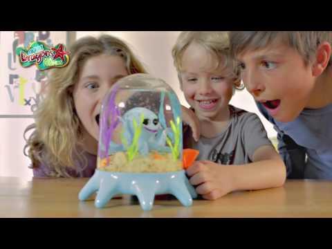 Aqua Dragons new Sea Friends range of deluxe tanks TV ad (ENG)