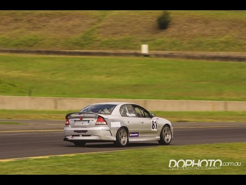 NSW Production Touring Cars 2015 SMSP Round 7 - Race 3 (Josh Muggleton)