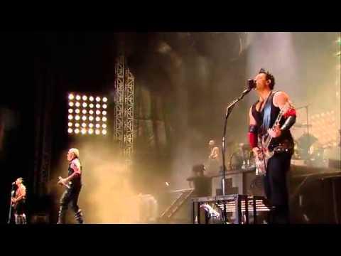 Rammstein   Du hast   Download Festival 2013 Proshot