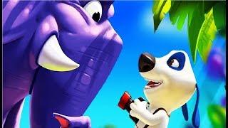 МОЙ ГОВОРЯЩИЙ ХЭНК #131 Говорящий Том и Анжела мультик игра видео для детей  #Мобильные игры
