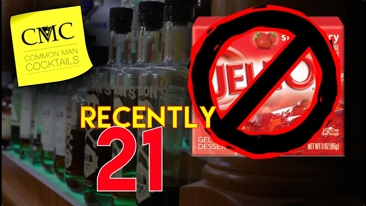 13 Best Drinks To Order For 21st Birthday Turning 21 Youtube