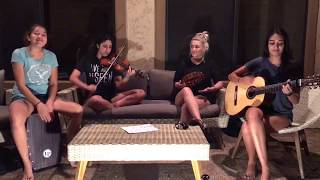 """Of Monsters and Men - """"Dirty Paws"""" (SunKissed Late Night Jam Sesh w/Ariel!)"""