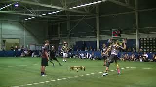 Cisek Showalter vs Spicy Rubi Finals Game 3 Spikeball Roundnet Nationals 2017