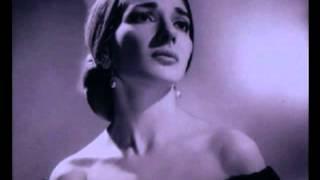 Maria Callas - Ave Maria HQ