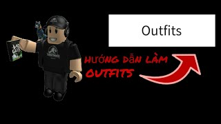 Guide to do outfits for roblox on phone | block land gaming
