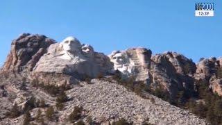 La storia di Lugi Del Bianco, che scolpì nella roccia il monumento simbolo dell'America