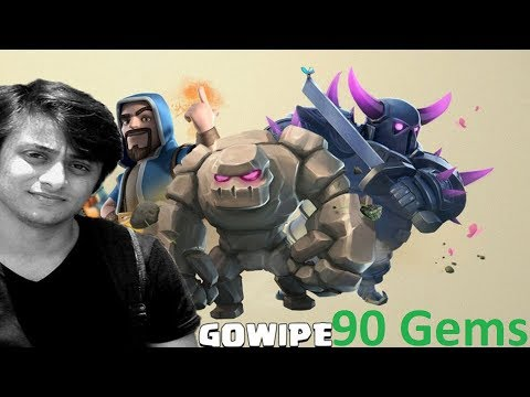 🔴Let's Grab 90 Gems |Triple Threat Event | Clash Of Clans Live
