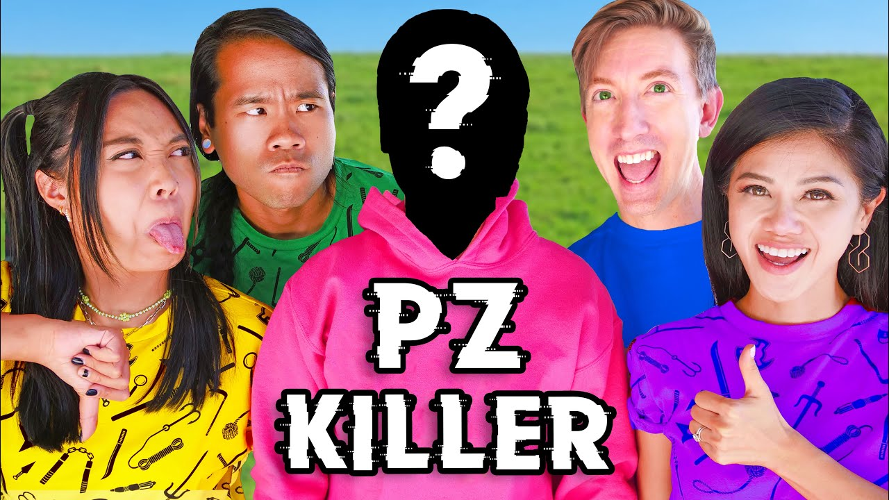 Download PZ KILLER Wants to Join the Spy Ninjas