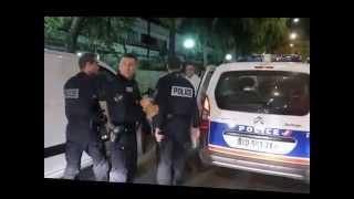 Pajol Intervention Police 14 juillet 2015
