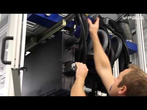 Palis maintenance 4.0 for ink-jet printing systems