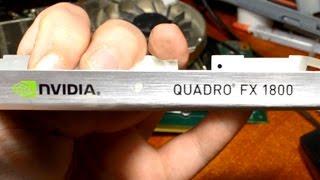 Особенности карт nVidia Quadro