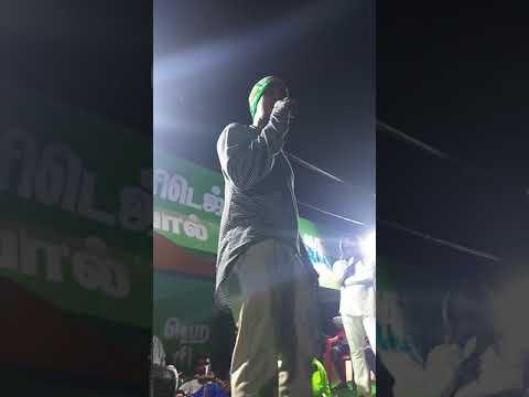 Gana achu singing  in Patrabiram  ambedkar  nagar