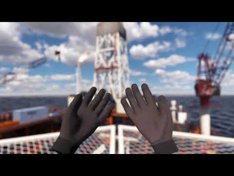 Offshore Rig VR Experience  | Demodern Digital Agency