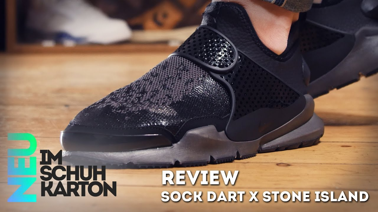 new concept 6ef85 4651e Stone Island x Nike Sock Dart | Review