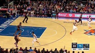 3rd Quarter, One Box Video: New York Knicks vs. Brooklyn Nets