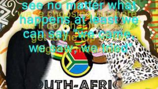 Akon Ft. Keri Hilson - Oh Africa  ( Offical FIFA World Cup 2010 SONG !! )