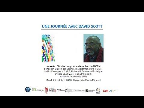 Une journée avec David Scott - 1