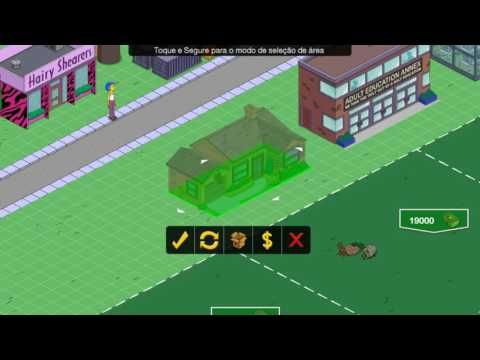 The Simpsons Tapped Out #23 (BR)