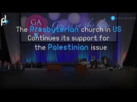 PRESBYTERIAN CHURCH CALLS FOR BOYCOTT ISRAEL!