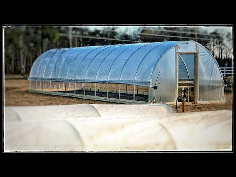 Bootstrap Farmer High Tunnel Greenhouse Instructions