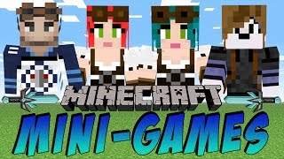 Minecraft: Mini-Games on Vector Sector Ft. Poet and Jake!