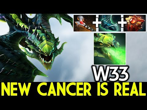 W33 [Viper] New Cancer is Real Insane Farming 7.21 Dota 2 thumbnail