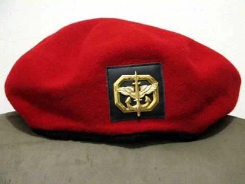 Kopassandha - Baret Merah.