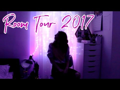 ROOM TOUR! 2017 | Sophie Foster