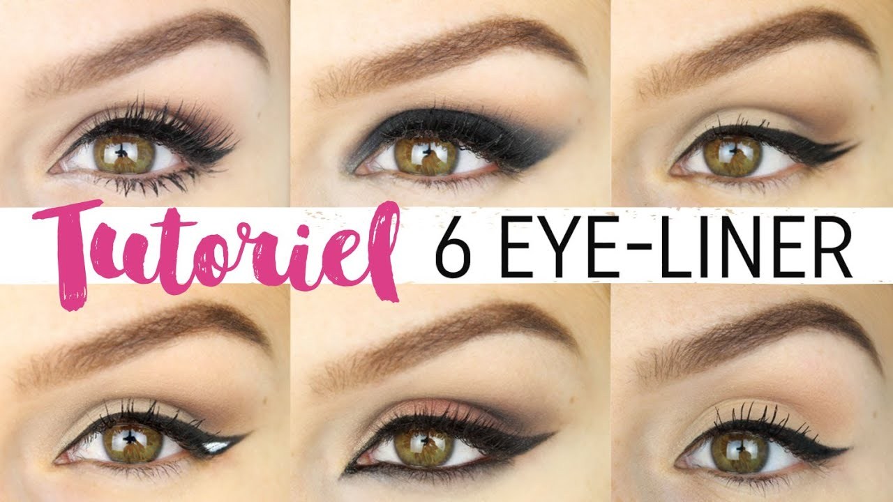 Top 6 styles de liners - YouTube NH89