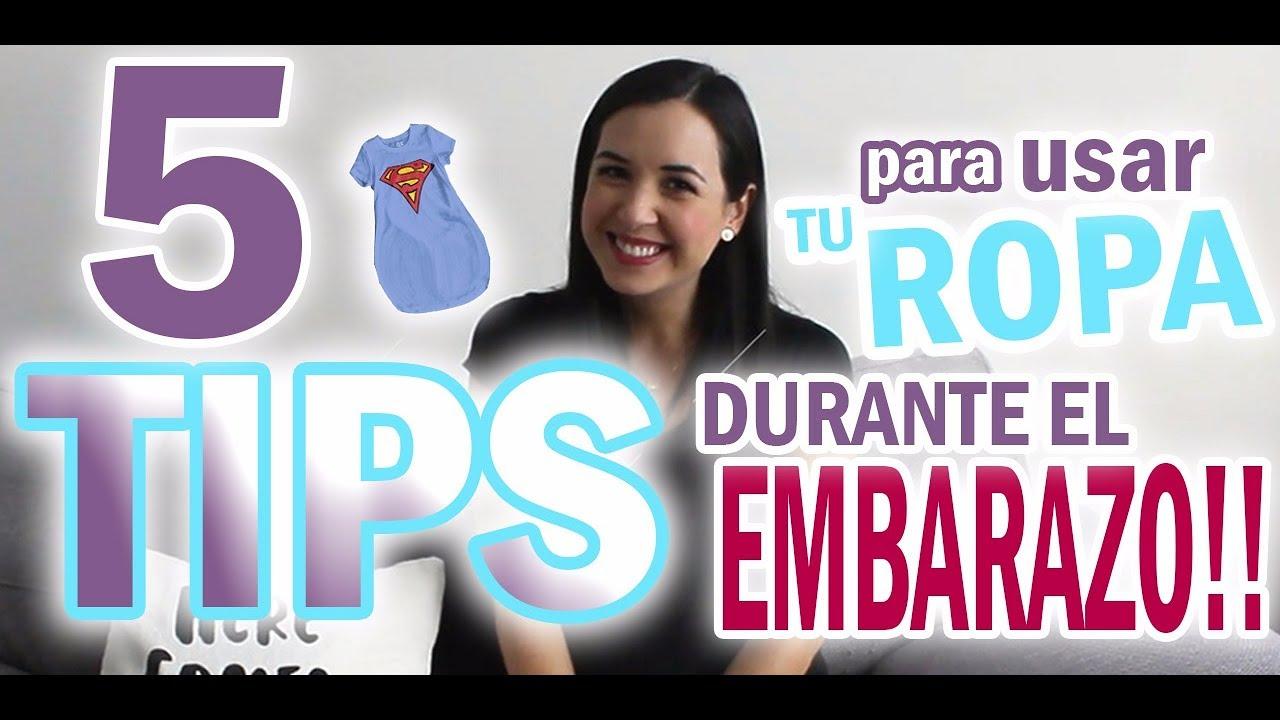 399da0959 TIPS PARA UTILIZAR TU ROPA EN LOS PRIMEROS MESES DEL EMBARAZO - YouTube